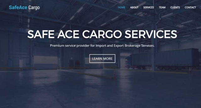 SafeAce Cargo Services
